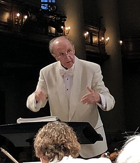 Roy Wales British choral, orchestral and operatic conductor