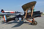 Royal Aircraft Factory S.E.5a (Replica), Great War Flying Museum JP7641257.jpg
