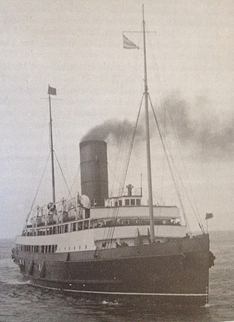 SS King Orry (1913) - King Orry.