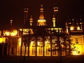 Royal Pavilion, Brighton By Night - geograph.org.uk - 469115.jpg