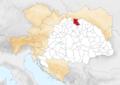 Royaume de Hongrie 1914 Comitat de Szepes.png