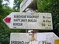 Rozcestník Kubrychtova bouda, směrovka I24.jpg