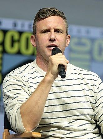 Ruben Fleischer - Fleischer at the 2018 San Diego Comic-Con