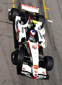 Rubens Barrichello 2006 April Catalonia test.jpg