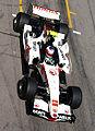 Rubens Barrichello 2006 April Catalonia test.jpg