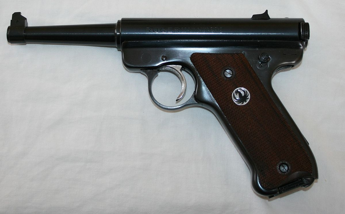 Ruger Standard - Wikipedia