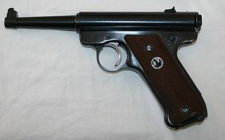 Ruger Standard Semi-automatic pistol