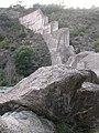 Ruine du barrage-voûte de Malpasset, édifié sur la rivière le Reyran, à Fréjus (Var) - photo 6,.jpg