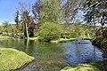 Ruisseau arrviant dans l'un des étangs (28626887520).jpg
