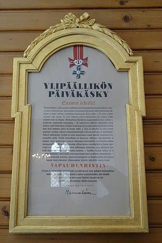 Ruokolahti - Image: Ruokolahti Church 03