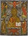 Russian - Christ Pantokrator - Walters 371065B.jpg