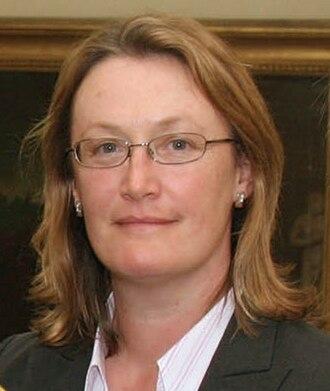 Ruth M. J. Byrne - Ruth M.J. Byrne, Ireland, 2007.