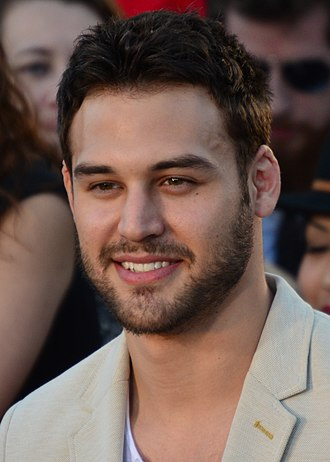 Ryan Guzman - Ryan Guzman in 2014