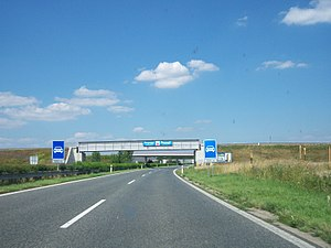 D52 motorway (Czech Republic)