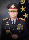 Rycko Amelza Dahniel, Governor of Indonesian National Police Academy.png