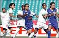 São Paulo selection football team vs Esteghlal FC, 30 June 2005 - 09.jpg
