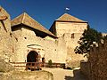 Sümeg castle entrance.JPG