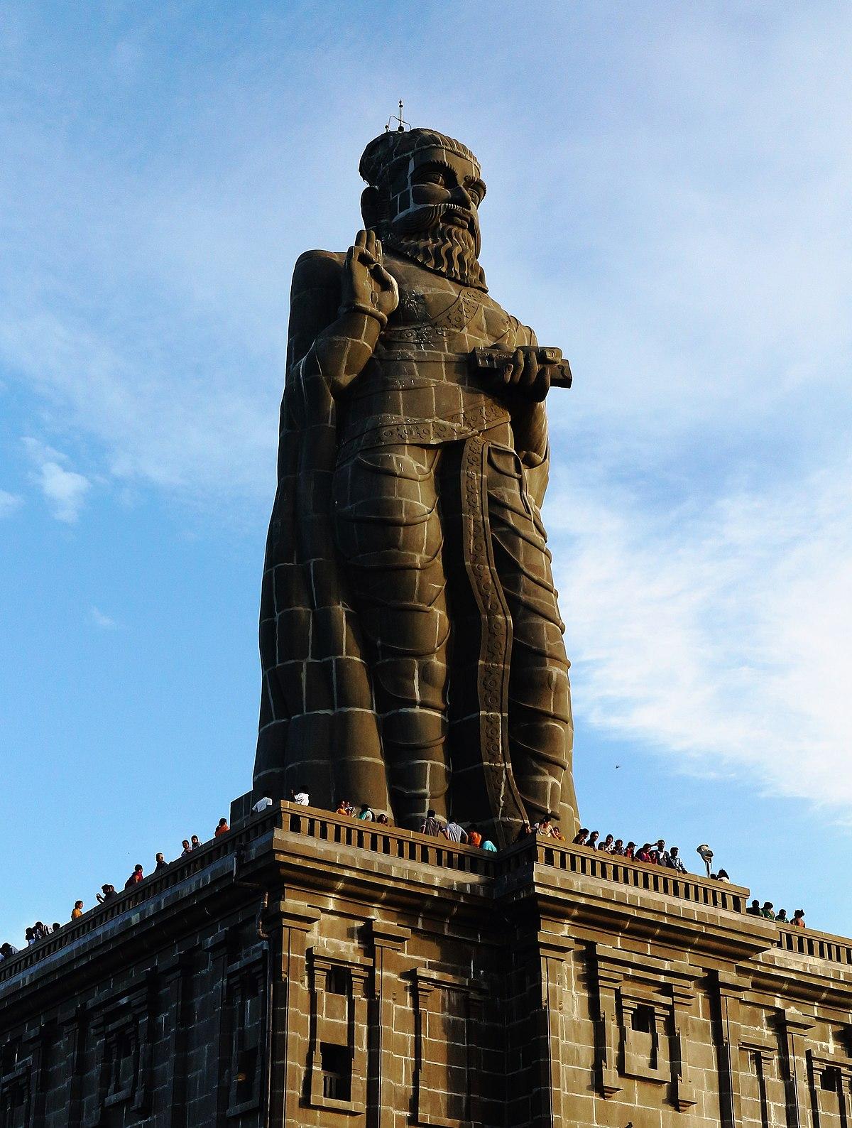Thiruvalluvar Statue - Wikipedia