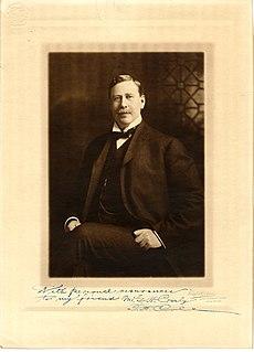 Thomas F. Cole American businessman
