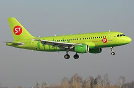 S7 Airlines Airbus A319.jpg