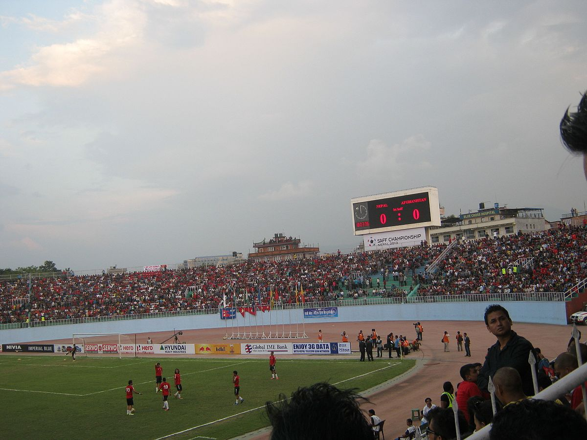 Dasarath Rangasala Stadium - Wikipedia