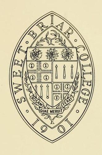 Sweet Briar College - Image: SBC.seal