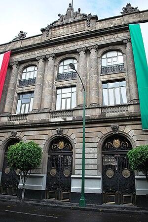 Secretariat of Public Education Main Headquarters - Main portal
