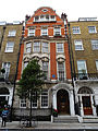 SIR CHARLES LYELL Geologist and W.E. GLADSTONE - 73 Harley Street Marylebone London W1G 8QJ.jpg