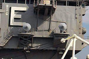 SPN-46 Radars USS Enterprise (CVN-65) 2012-03-28 (cropped).jpg