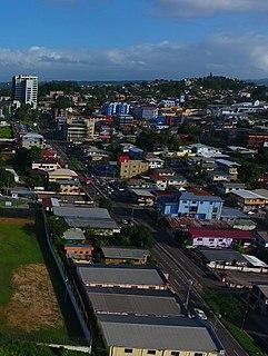 San Fernando, Trinidad and Tobago City in City of San Fernando, Trinidad and Tobago