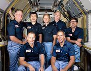 STS-51-B crew
