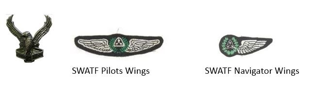 SWATF Aircrew emblems