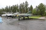 Saab 35FS Draken (DK-241) Keski-Suomen ilmailumuseo 1.JPG
