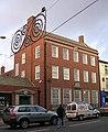 Sacred Heart Church House - Talbot Road - geograph.org.uk - 625558.jpg