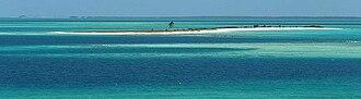 Las Aves archipelago - Las Aves archipelago