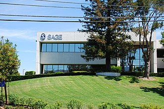SAGE Publishing - World headquarters, Newbury Park, CA.