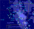 Sagittarius constellation map-fr.png
