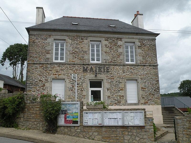 Mairie de Saint-Aignan.