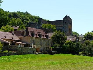 Saint-Amand-de-Coly Part of Coly-Saint-Amand in Nouvelle-Aquitaine, France