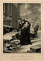 Saint Vincent de Paul. Line engraving by P. Baquoy after N. Wellcome V0006054.jpg