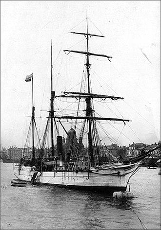 Brusilov Expedition - The Saint Anna