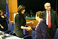Sakharov Prize 2012 representatives visit the Group 02.jpg