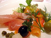 Fatty fish, such as salmon, are natural sources of vitamin D.