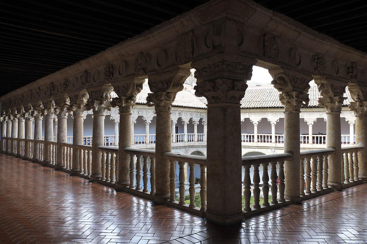 File:Salamanca Convento de las Dueñas 441.jpg - Wikimedia ...