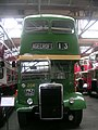 Salford City Transport bus 254 (FRJ 254D), Museum of Transport in Manchester, 30 June 2007.jpg