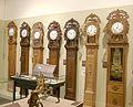 Salle des horloges Saint-Nicolas- Musée de l'horlogerie de Saint-Nicolas d'Aliermont.JPG