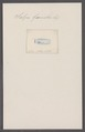 Salpa garnotii - - Print - Iconographia Zoologica - Special Collections University of Amsterdam - UBAINV0274 092 08 0046.tif