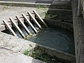 Salzburg Almkanal-Städtischer-Arm Mai-2014 IMG 3226.JPG