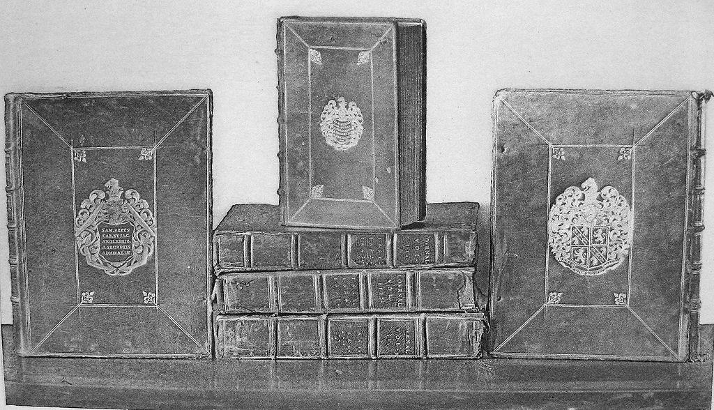 Samuel Pepys diary manuscript volumes