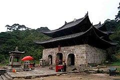 Resultado de imagem para templo de Sanqing